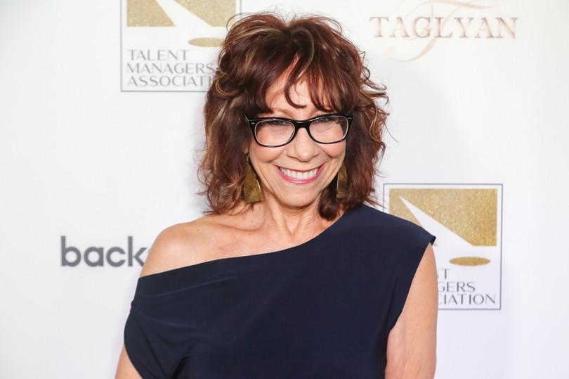 Mindy Sterling at The 2019 Heller Awards