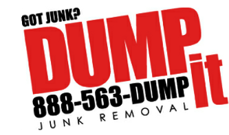 Dump It Junk Removal Logo