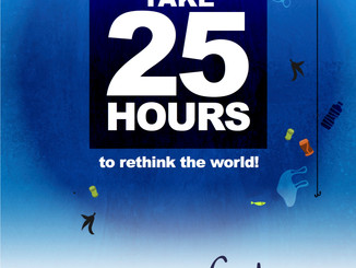 THINKfast 2018: Can you change the world in 25 hours?