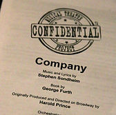 Confidential Musical Theatre Project Ottawa - Company; Photo Credit Resonate Photography