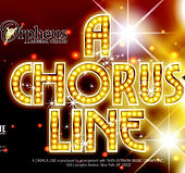 Orpheus Musical Theatre Society A Chorus Line - Photo credit Orpheus Musical Theatre Society
