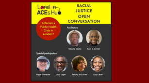 Is Racism a Public Health Crisis in London?