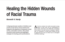 Healing the Hidden Wounds of Racial Trauma