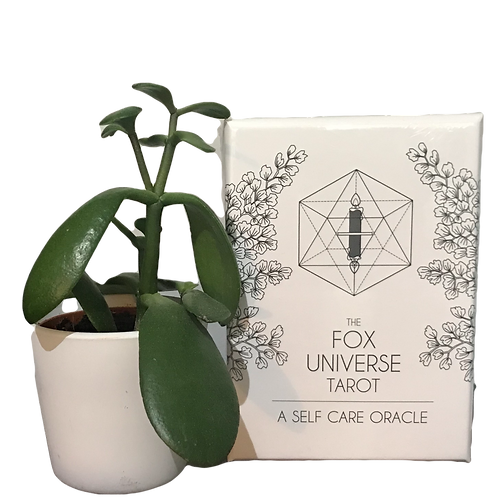 A SELF CARE ORACLE - The Fox Universe Tarot
