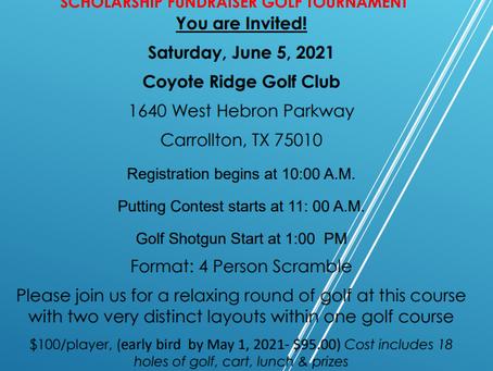 DFW Chapter South Carolina State University National Alumni Association Scholarship Golf Tournament.