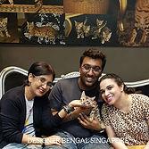 #bengalcatsofinstagram #singapore #exoticpets #catsofinstagram #catsofsingapore  #designer