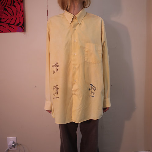 poison / long-sleeve-button-down (1/1)
