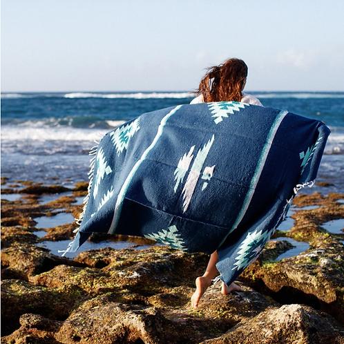 Yoga Blanket -  Aztec Thunderbird