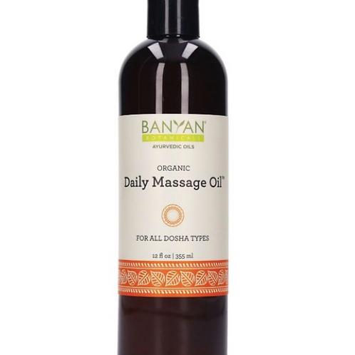 Ayurvedic Daily Massage Oil