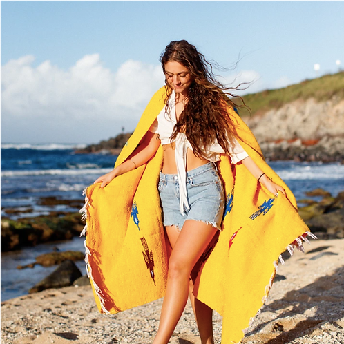 Yoga Blanket - Thunderbird