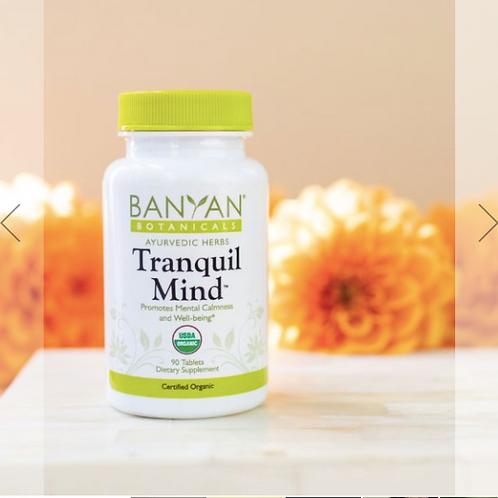 Tranquil Mind - Ayurvedic Tablets