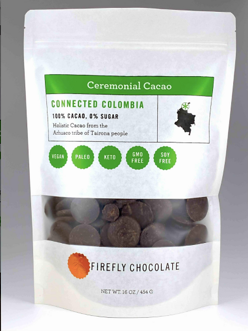 Ceremonial Cacao - Connected Colombia