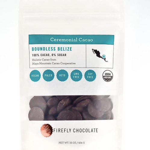 Ceremonial  Cacao - Boundless Belize