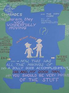 Image descriptions, 2 - [A Jolly Good Accomplishment]