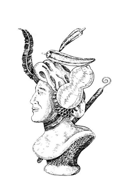 a fazer-se picante (teoria do retrato em 1500 e carcanjas)
