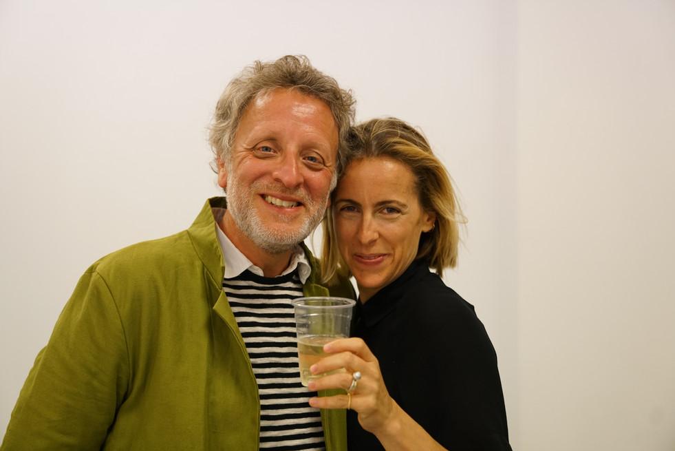 Miguel Nabinho e Joana Bastos