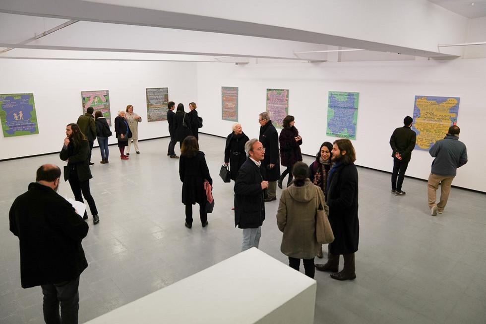 Eduardo Batarda, Image Descriptions 2 opening