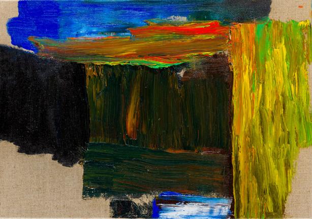 Landscapes 2020 (series IX) #1