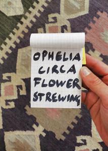 OPHELIA CIRCA FLOWER STREWING
