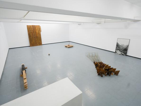 Noé Sendas and Rui Calçada Bastos, Fifty-Fifty (50/50), 2017