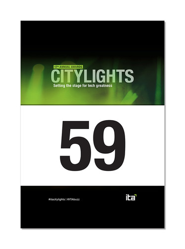 ITA CityLights Awards- Table Numbers