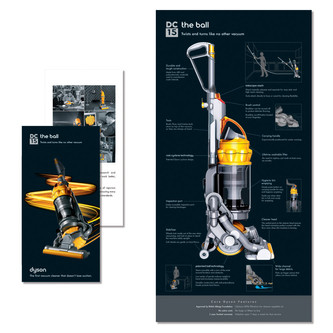 DC15 Launch: Consumer Leaflet