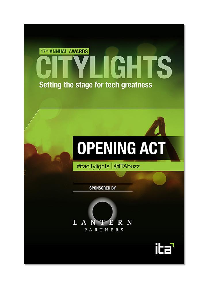 ITA CityLights Awards- Banner
