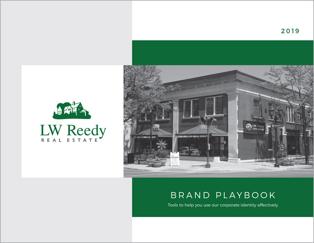 LW Reedy Real Estate- Brand Playbook
