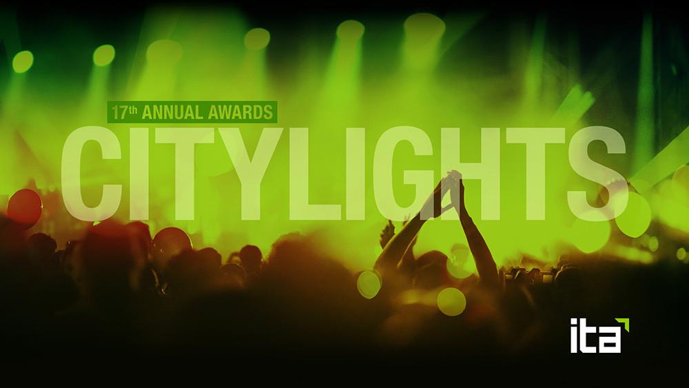ITA CityLights Awards- Presentation Screen