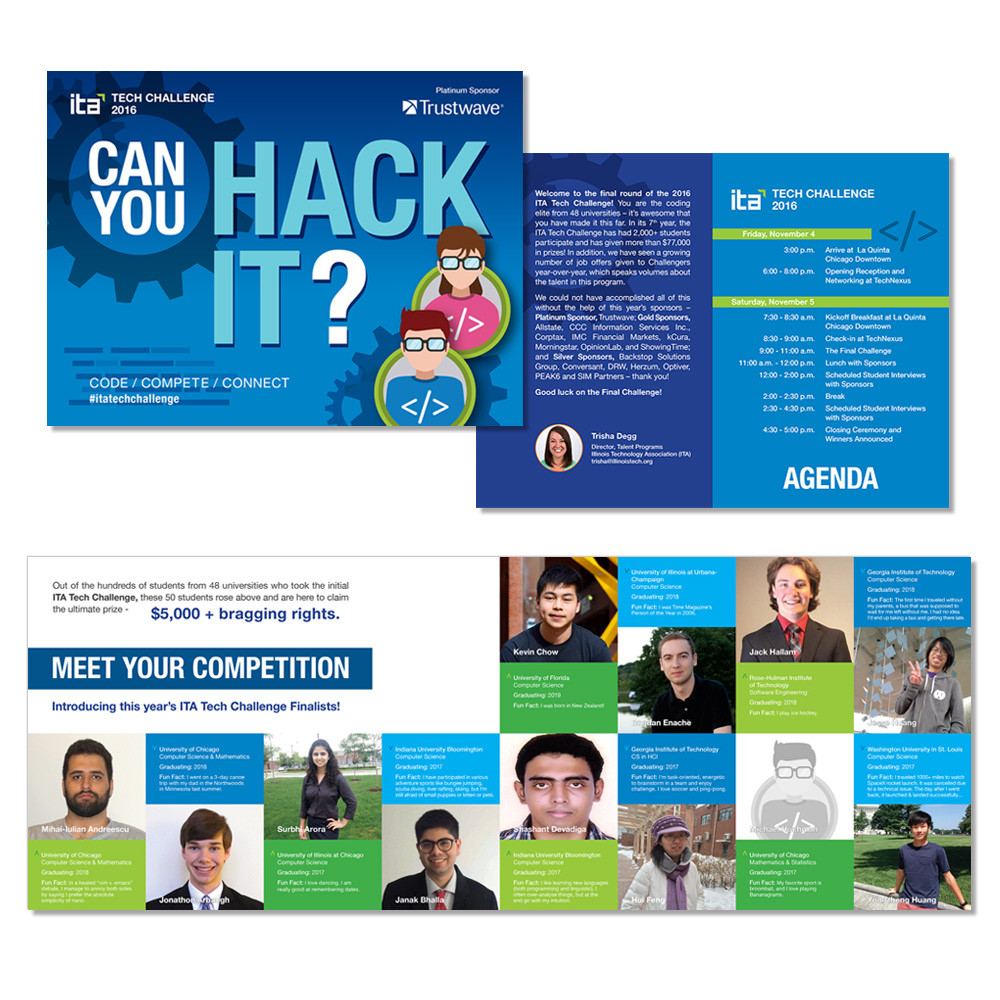 ITA Tech Challenge- Program