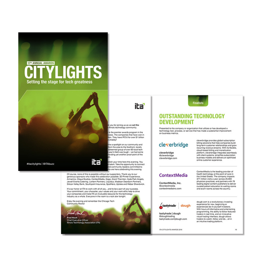 ITA CityLights Awards- Program