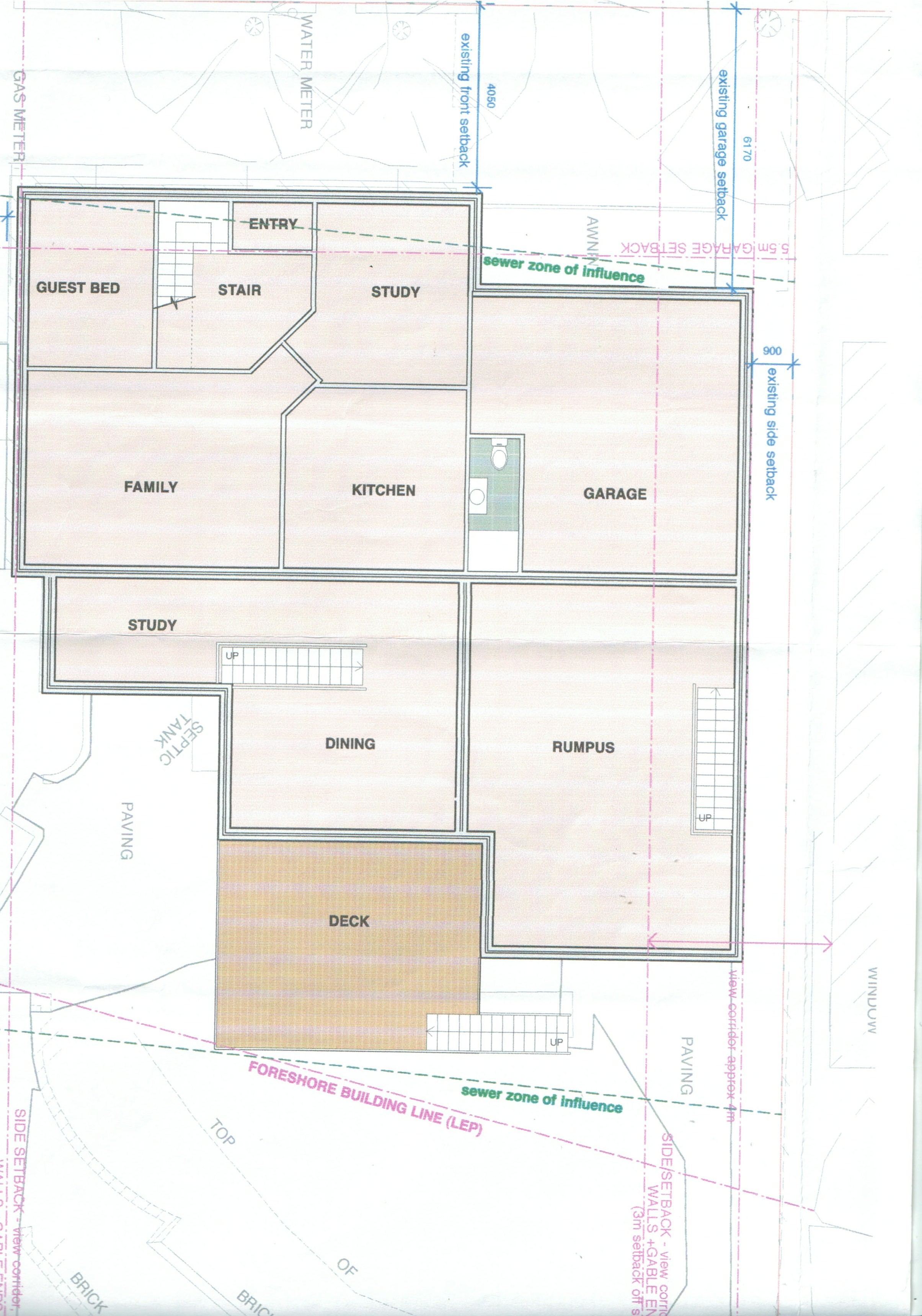 Plans - New Residence