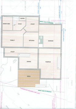 Plans - New Residence