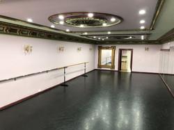 Dance Studio ballet barre