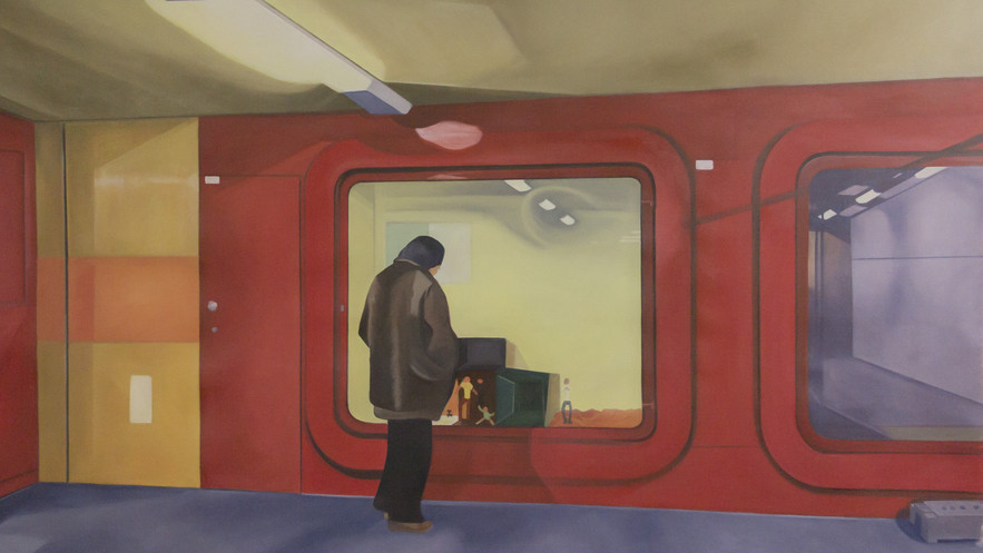 Berlin am U-Bahn