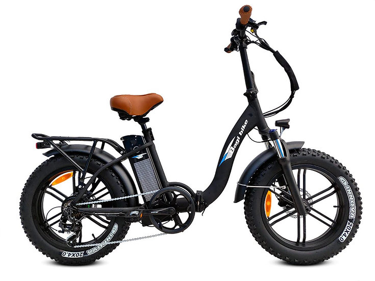 Bagi Bike B10 Bold Plus - Folding Fat Tire Electric Bike