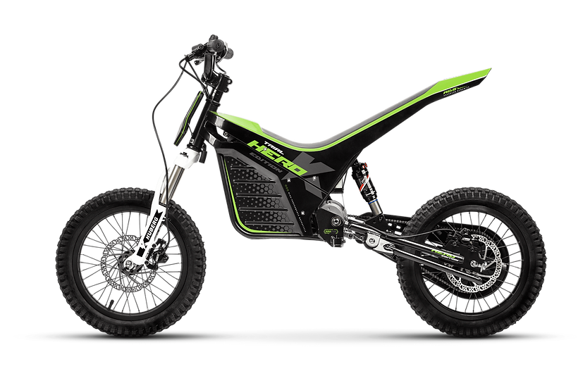 YOUNG RIDER TRIAL HERO 2018