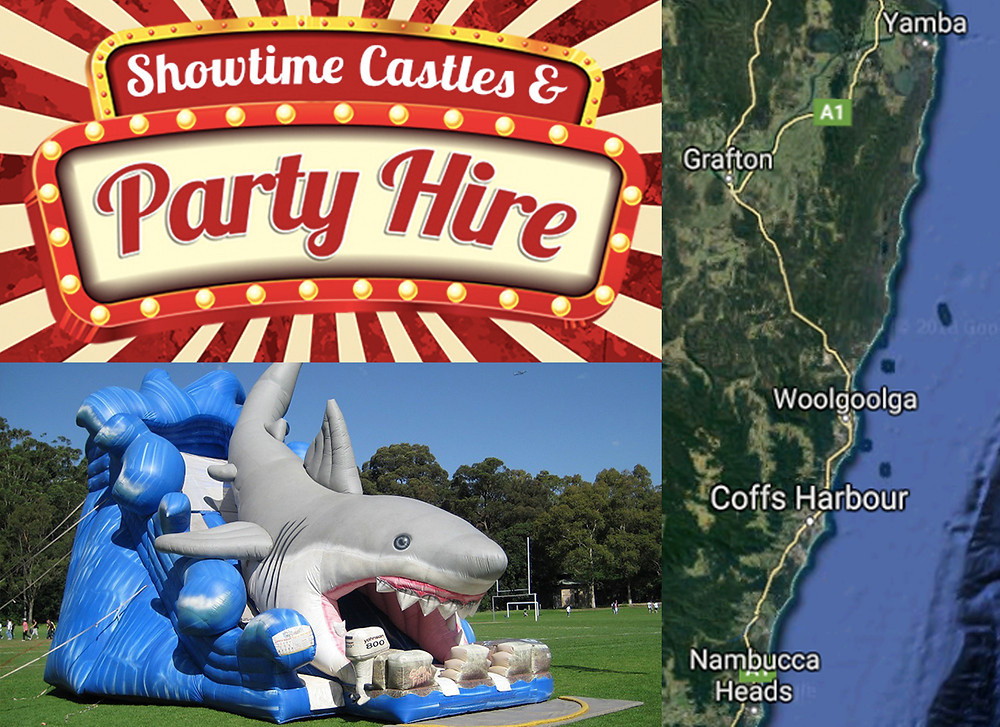 Coffs Harbour Jumping Castle Hire