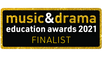 Music & Drama Award Finalist!