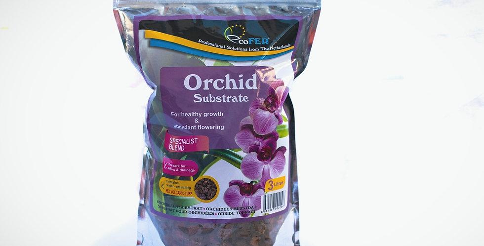Orkide Saksı Toprağı