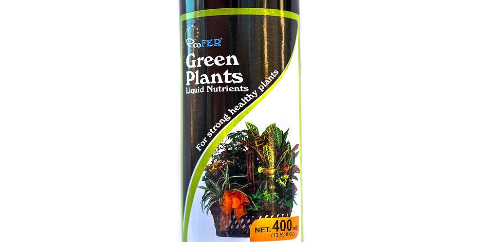 EcoFER Konsantre Yeşil Yapraklı Bitkiler Besini 400 ml