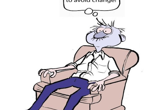 What Would You do to Avoid Change?