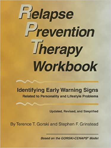 Dr. K's Bookshelf: The Relapse Prevention Therapy Workbook