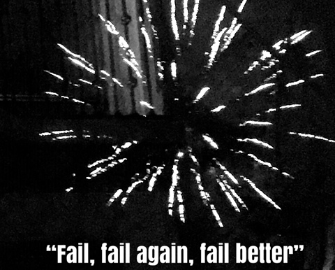 An Atypical New Year's Resolutions: Fail