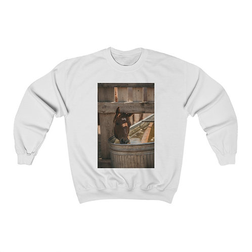 Thirsty Unisex Heavy Blend™ Crewneck Sweatshirt