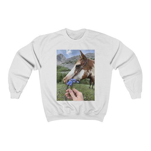 Pete On The Prairie Unisex Heavy Blend™ Crewneck Sweatshirt