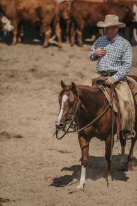 Keith at the ranch