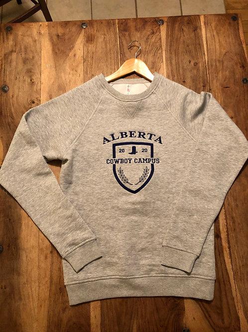 Cowboy Campus Alberta Varsity Sweatshirts