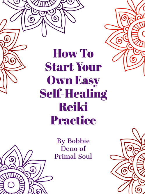 How To Start Your Own Self-Healing Reiki Practice