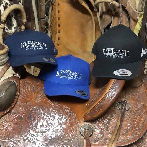 Key Ranch Ball Cap